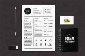 photoshop resume templates top 27 best free resume templates psd
