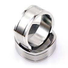 free wedding band free men s stainless steel ring wedding band
