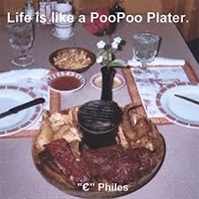 poo poo platters c philes is like a poo poo platter