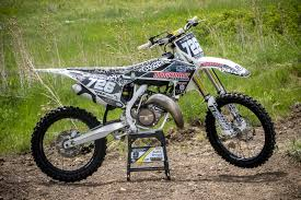 best 125 motocross bike gared steinke two stroke love transworld motocross