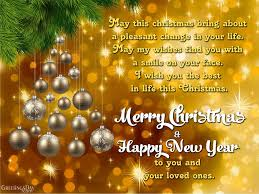 my best wishes for a merry merry happy new