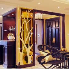 online get cheap luxury wall mirrors aliexpress com alibaba group 3d luxury square tree tv sofa background wall sticker bedrooms decoration acrylic wall mirror room decoration