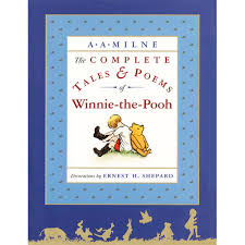 winnie the pooh the complete tales u0026 poems book shopdisney