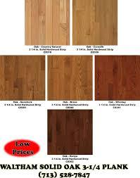 hardwood floor colors hardwood floors waltham 3 1 4 inch