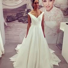 clean wedding dress bridal runway shows 4 6 4 7 recap ellis bridal gowns and