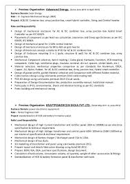 Electronics Design Engineer Resume Wiring Harness Design Engineer Cover Letter