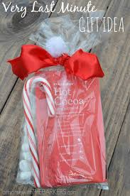 hot chocolate gift ideas last minute gift idea at home with the barkers
