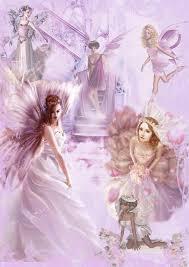 pink fairies digital scrapbooking at scrapbook flair