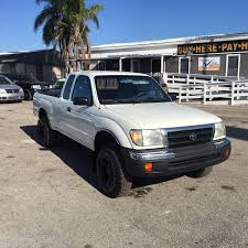 Pickuptrucks Com 1973 To 1998 1998 Toyota Tacoma For Sale Carsforsale Com