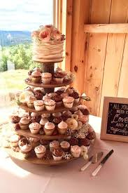 5 tier cupcake stand rustic cupcake stand 5 tier tower holder for donuts or