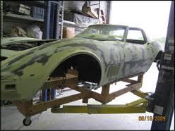 corvette restoration shops 1969 chevy corvette restoration minnesota s auto and