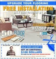 50 floor in nc 877 503 5667 shopping