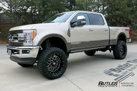 Ford F250 Truck Tires - ford f250 with 22in xd grenade wheels exclusively from butler