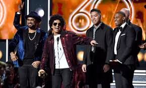 grammys bruno mars wins album record and song of the year u2013 as