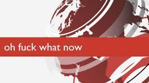 Breaking News Meme - an irishman s joke bbc breaking news ticker has become a huge meme