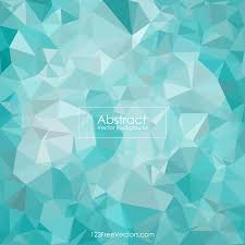Blue Pattern Background Polygonal Turquoise Pattern Background Illustrator 123freevectors