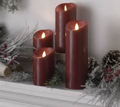 luminara 4 6 flameless candles with 4 remotes and gift boxes
