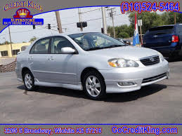 toyota corolla s 2005 for sale 2005 toyota corolla s in wichita ks credit king auto sales