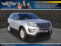 Ford Explorer Base - ford explorer in dallas tx park cities ford of dallas