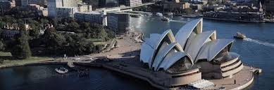 Opera House by Maps Sydney Opera House