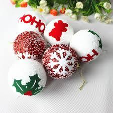 aliexpress buy 9 balls lot 8cm foam white