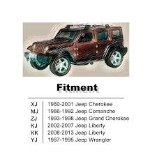 lowered 98 jeep grand cherokee amazon com orion motor tech 1 25