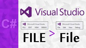 c visual studio change letter case of menu titles how to