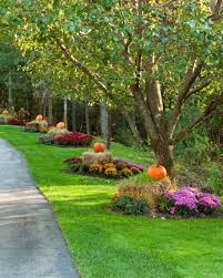 exterior design pumpkins and outside fall decorating ideas in