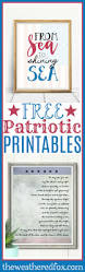 make decorating easy with these free patriotic printables