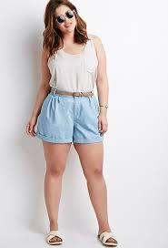 Tek Gear Plus Size Clothing Best 25 Women U0027s Plus Size Shorts Ideas On Pinterest Plus Size