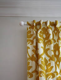 Curtains On Bay Window Hanging Curtains On Angled Windows Emily A Clark
