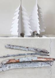White Christmas Tree Decorations Diy by 16 Diy White Christmas Decorations For The Home Craftriver
