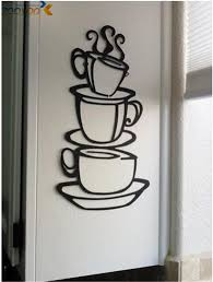 online get cheap kitchen aliexpress alibaba group has cup coffee for home decoration kitchen wall waterproof removable vinyl pvc art decorative diy stickers