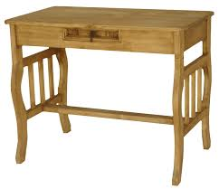 rustic pine writing desk rustic writing desk and pine wood writing desk