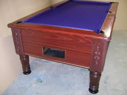 Slate Bed Imperial 7x4 Slate Bed Pub Pool Table