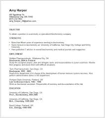 Research Resume Samples by Well Written Resume Examples
