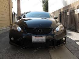 lexus is 250 headlight bulb 2010 lexus is f with fantastic 9005 led drl ijdmtoy for