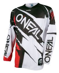 motocross jerseys custom o u0027neal hardwear flow jag jersey cycle gear