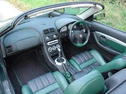 mg f convertible review 1995 2002 parkers