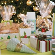 christmas cookie gifts wilton cookie packaging