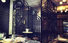 deco de restaurant meilleurs projets dans restaurant u0026 bar design awards 2015