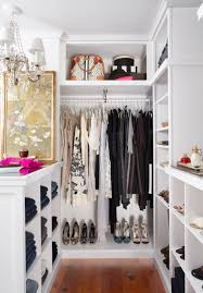 Small Bedroom Closet Storage Ideas Great Design Ideas Using Cylinder Iron Rods And Rectangular White