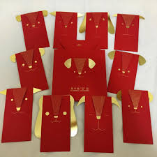 new year envelopes hermès new year envelopes year of the dog tradesy