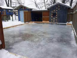 rink kits backyard ice rink kits canada outdoor furniture design