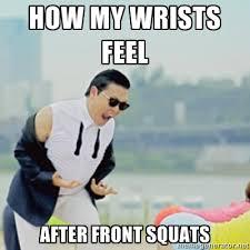 Squat Meme - workout 14 08 15 crossfit swansea