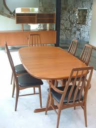 Teak Dining Room Furniture First Chop Teak Dining Room Chairs