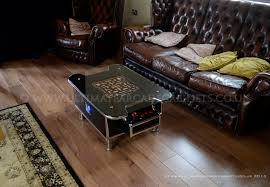 Pacman Game Table by Luxury Arcade Game Coffee Table For Your Home Interior Redesign