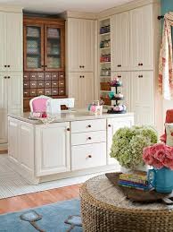 Sewing Room Decor A Pretty Sewing Room Makeover Work Stations Storage And Sewing