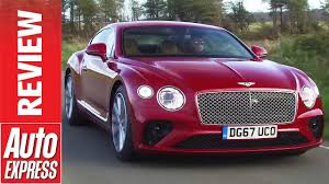 bentley continental gt review 2017 new bentley continental gt review the best grand tourer ever