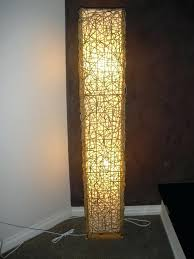 Rattan Table Lamp Wicker Table Lamps Statuette Of Wicker Table Lamps Concept
